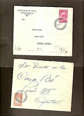 ARGENTINA lot of 20 COVERS LOT #29