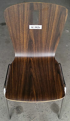 Cafe Restaurant Chairs Plywood Sl8026