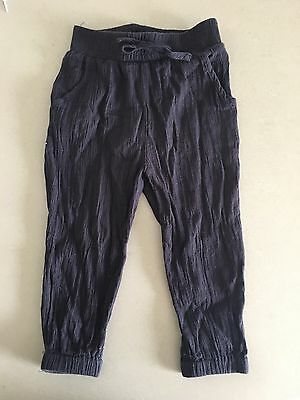 Country Road Grey Girls Pants Size 18-24months 2
