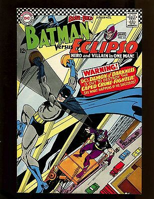 Brave and the Bold #64 FN- Kane Mortimer Batman vs Eclipso Queen Bee