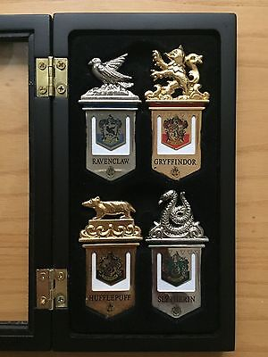 Harry Potter house bookmarks collection