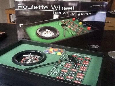 Roulette Wheel - tabletop game