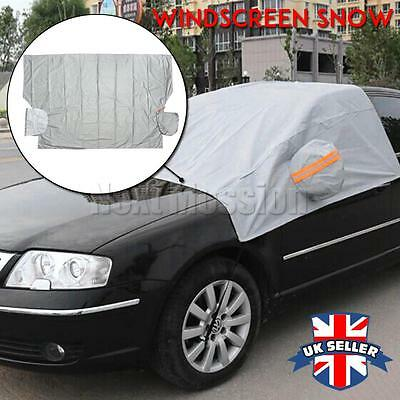 Windscreen Windshield Frost Car Cover Ice Snow Shield Window Mirror Protector