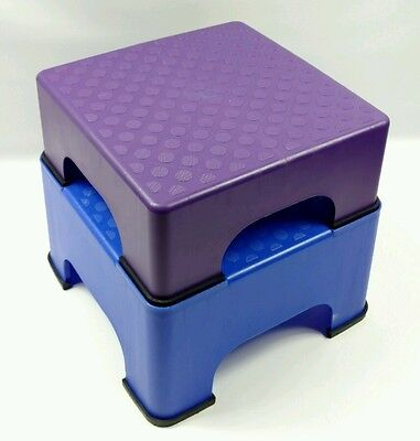 The Firm Fanny Lifter Stepper System Block Riser All Rubber Feet are attached