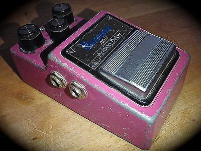 Rare pedal Ibanez AD9 Analog Delay Japan 1981