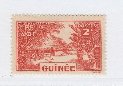 A3P16 French Guinea 1938-40 2c mh* #134
