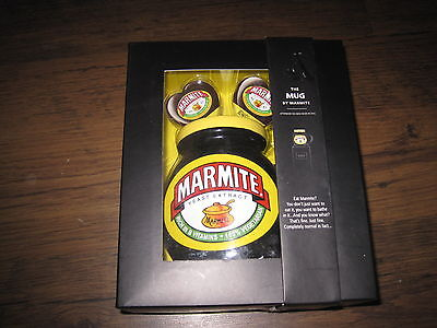 The mug by marmite box set new collectable