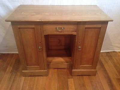Antique Ash Desk - beautifully restored