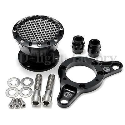 Motorcycle Air Cleaner Intake Filter For Harley Sportster XL 1200 883 2004-2014