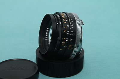 Leica Summilux-M 35mm f1.4 with maker's box (11870)