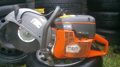 Saw Husqvarna K760 Disc 2014 year