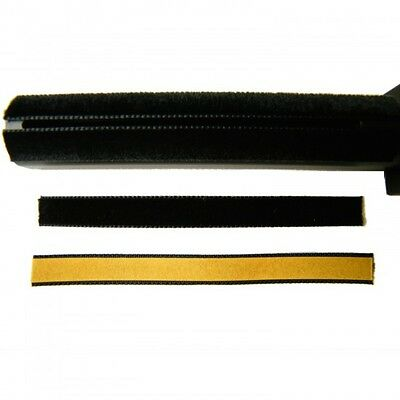 Nessie Vinylmaster Replacement Brush Strips, Pair