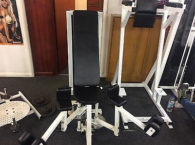 Gym Leg Machine Abducter Adducter