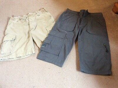 mens shorts Knee Length And Long Size 32 Waist Next & Nigel Carbourn