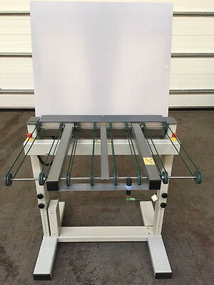 PST 26 Compact Plate Stacker