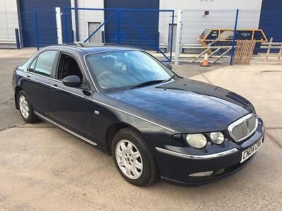 ROVER 75 - 2004 Petrol Automatic in Blue