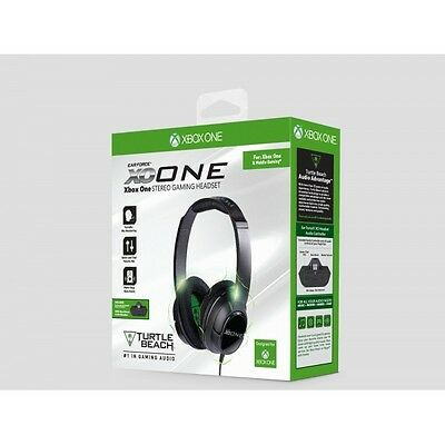 Turtle Beach Ear Force XO One Stereo Gaming Headset Xbox One Brand New