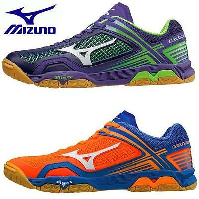 New Mizuno Table Tennis Shoes Wave Medal Z 81GA1710 Freeshipping!!