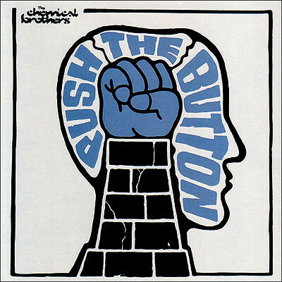 The Chemical Brothers Push The Button New Sealed 180G Vinyl 2Lp In Stock