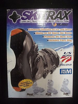 SKITRAX Comfort Traction and Boot Protection Multiple Sizes XS L XL