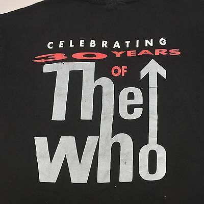 c8756f7a0 SBG 1993 Tommy The Musical Broadway T-Shirt Celebrating 30 Years Of The Who