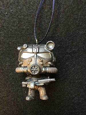 New Fallout Power Armor Custom Christmas Ornament Last One