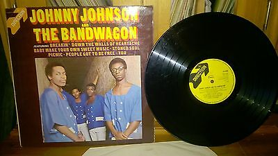 northern soul funk lp johnny johnson and the bandwagon on direction