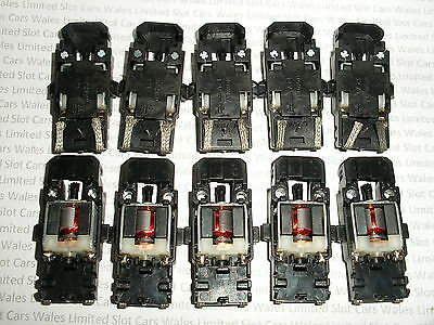 MICRO Scalextric - 10x Wide Chassis - NEW