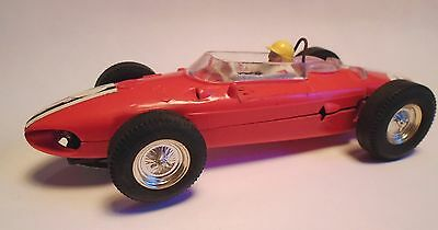 Ferrari C/90 Race Tuned F1 MM/C62 Tri-ang Scalextric Wolfgang von Trips