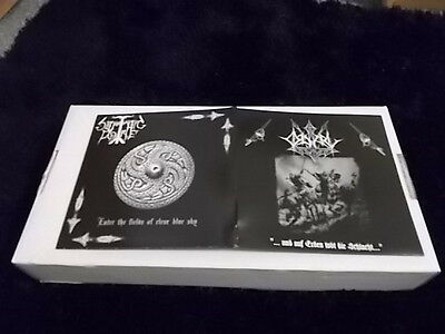 "ODAL / SURTURS LOHE split 7"" EP ltd 500 copies! BLACKMETAL"
