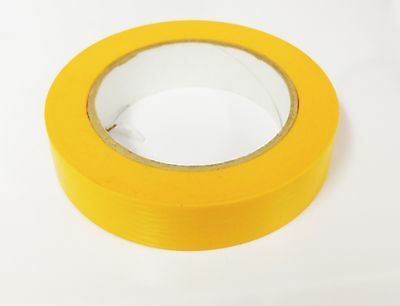 1 Roll of 25mm Automotive masking tape