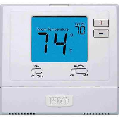 T771 Pro1 IAQ Thermostat  Non Programmable