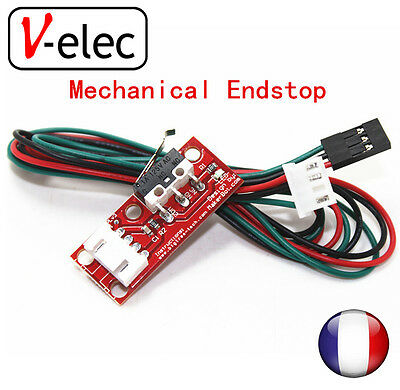 1257# Mechanical Endstop without the wheel For Reprap ramps 1.4 3D printer