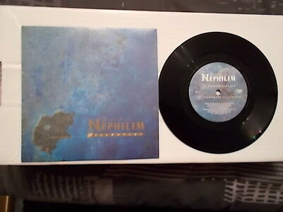 "FIELDS OF THE NEPHILIM Psychonaut 7"" EP 1989 mint condition!!!"