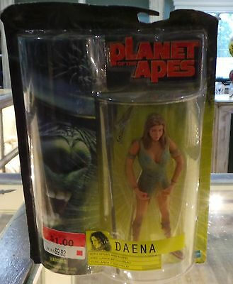2001 Planet of the Apes-Daena action figure sealed