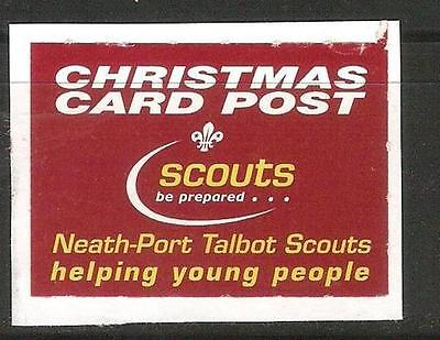 Neath Port, UK, local Scouts Post