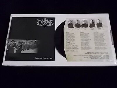 "LOITS Meeste Muusika 7"" EP  Ltd to 512  copies! BLACK METAL RARE!!!"