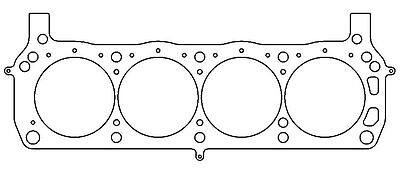 "Cometic MLS Head Gasket Ford 289 302 351 351C No SVO .060"" 4.200"" C5517-060 Each"