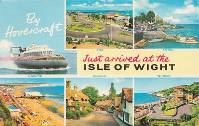 Isle of Wight hovercraft multiview 1978
