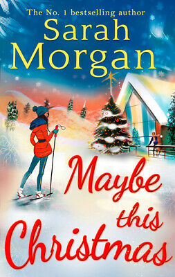 Maybe this Christmas by Sarah Morgan (Paperback)