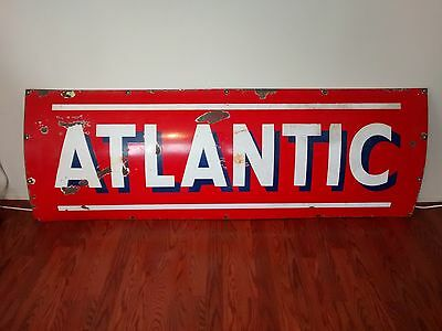 (2)   5 Foot 8 Inch Long, And 2 Feet High Atlantic Gas Tanker Side Panels