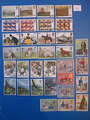 1979 GB Commemoratives: Complete year set (all sets ex-fdc)  #101