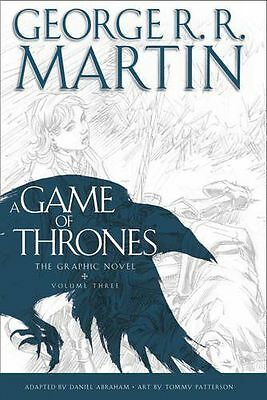 A Game of Thrones - Vol 03  Graphic Novel Volume Three George R.R. Martin