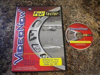 Videonow Fear Factor Remix Of Your Favorite Episodes   Fast/free Shipping