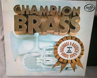 Brighouse & Rastrick Brass Band Champion Brass Mfp 5190 1971 Music For Pleasure