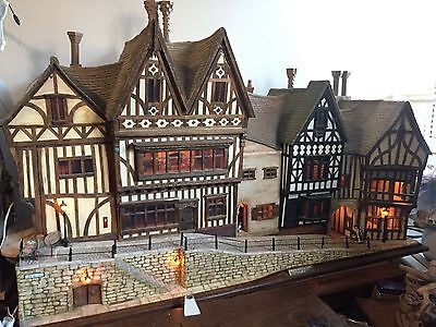 Collectors Dolls House by Jim Hemsley