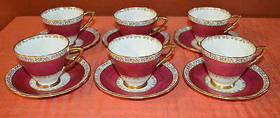 Vintage Royal Stafford Bone China Tea Set Collection only