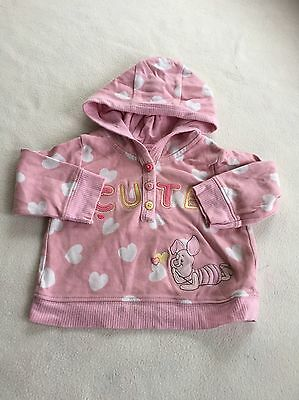 Baby Girls Clothes 0-3 Months - Cute Disney Piglet Sweat Top -