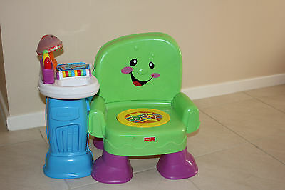 Fisher Price Laugh and Learn Musical Learning Chair