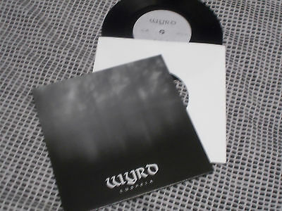 WYRD Tuonela 2003 7inch EP Ltd 1000 copies ANTAEUS MUTIILATION Hell Militia